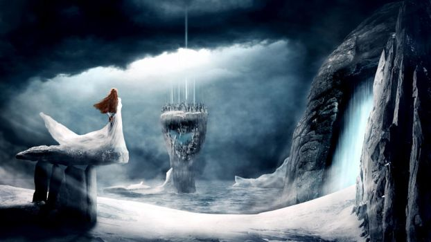 otherworld - ice by ChristianGerth