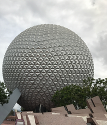 Epcot Spaceship Earth IMG 2569 by TheStockWarehouse