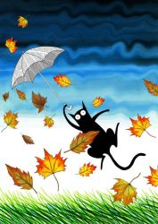Umbrella by scratchproductions