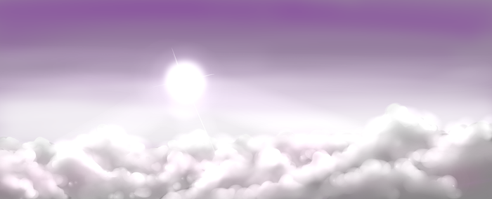 Violet Cloudforms by KingAgrian