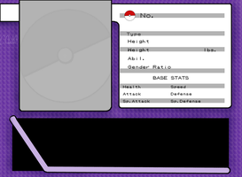 Illosia Pokedex Template by ChocolateQuill
