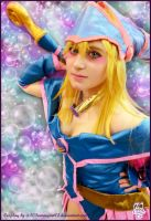 Brave Face- Dark Magician Girl Cosplay by 20Tourniquet02