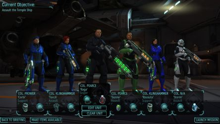 Canonical Impossible X-Com Squad by JDPtheShapeshifter
