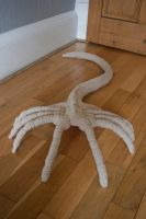 Crocheted Facehugger by Soggy-Wolfie