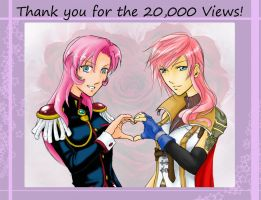 20k views Thank you! by utenafangirl