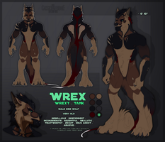 2015|Wrex anthro reference by Cakeindafridge
