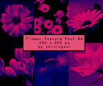 Flower Texture Pack #4 by shiningani