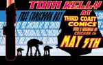 Free Comic Book Day and Beyond by Tom Kelly by TomKellyART