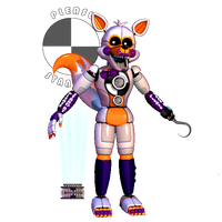 Funtime LolBit by TheRealBoredDrawer