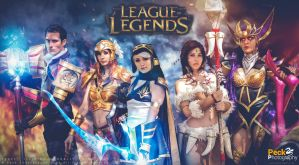 League of Legends - Team by NunnallyLol