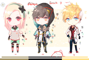 [Closed] Adopt batch 7 Auction by yuxiu