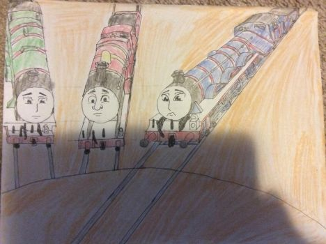 New Engines on the Railway Part 3 by doctorwhooves253
