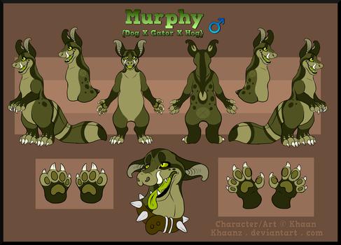 Murphy Reference by Khaanz
