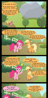The End of the World Cometh by Psyxofthoros