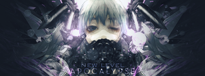 New Level: Apocalypse by JamesxpGFX