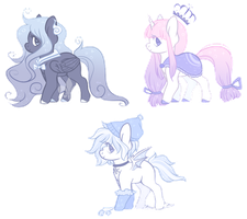 Spooky Adopts {Closed} by Irusu-Adopts