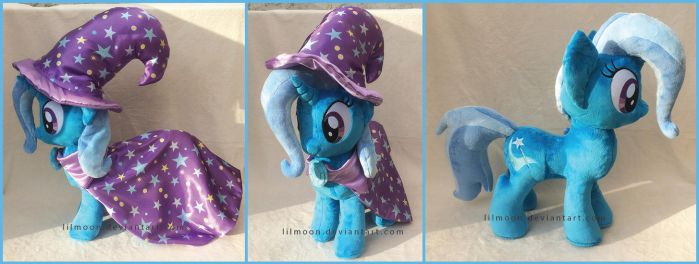 The Great and Powerful Trixie by LiLMoon