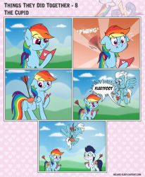 TTDT - 8 - The Cupid by Helmie-D