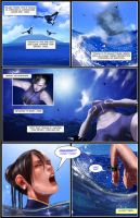 Chun Li the gauntlet page 13 by Tree-ink
