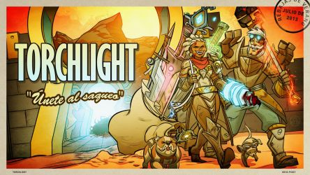 Torchlight II Card 10 by eliascapo112