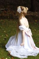 Princess Serenity: Waiting by Cepiapon