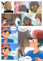 Serena's chocolate surprise! Part 2 of 2 by Ganonchan