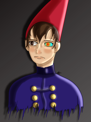 Wirt {Over The Garden Wall} by Captain-Iron-Pencil