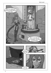 Yuuka The Dimension Hopper - Page 8 by Yukas-Armstrong