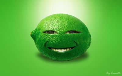 lime face by emerito1983