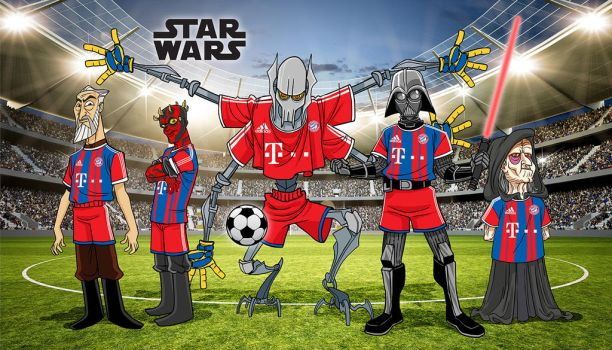 EUROCUP STAR WARS by jairomiguel