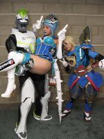 Tiger and Bunny AX 2012 by CrimsonAether