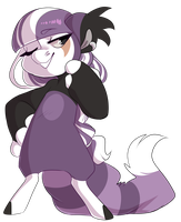 Amethyst by PillowRabbit