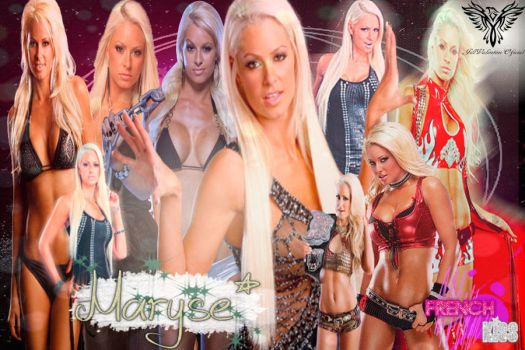 Maryse Ouellet by JillValentineOficial
