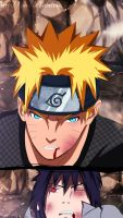 NARUTO 697 Give Up ! by Devoiax