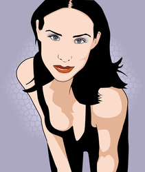 Claire Forlani by emucoupons