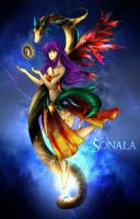 Try to find me by Sonala