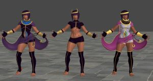 SFV Menat C1 New XPS by Chrissy-Tee