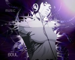 Music is my Soul by SoftPurple