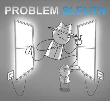 problem sleuth by lal0nde