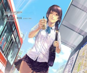 BubbleTea by Cushart