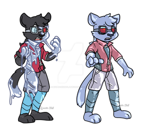 [COM] Miro Zombot TF Sequence by HypnosisWolf