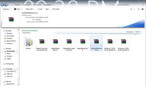 Top Shell for win7 by bhast2
