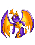 The Rejects-Spyro by Thesimpleartist4