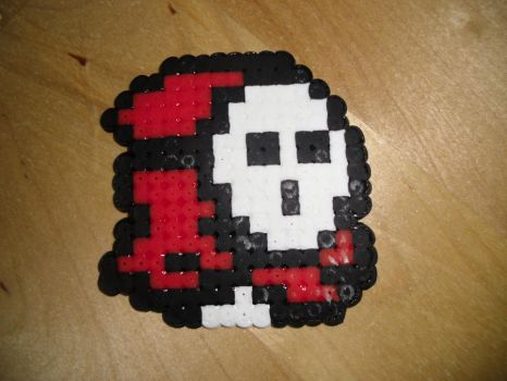 Shy Guy in perls by TheFriendlyViking
