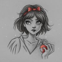 Apple by natalico