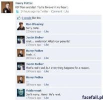 harry potter facebook 2 by PaintFANandHP2
