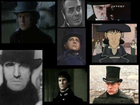 Who is your Javert? by Birikein