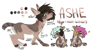 ashe | ref by axiphy