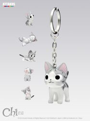 Chi collection - key ring by attakuscollection
