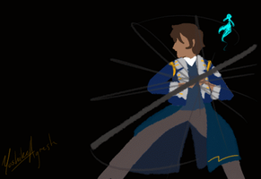Kaladin And Syl Animation by Silver-Northwind